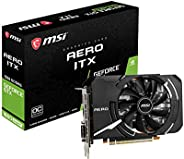 MSI GeForce GTX 1660 SUPER AERO ITX OC グラフィックスボード VD7112
