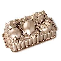 Nordic Ware 90248 柑橘花乐福鞋,均码,铜色