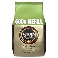 NESCAFé Gold Blend 速溶咖啡 補充裝, 600 g