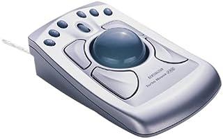 Kensington Turbo Mouse Pro USB 轨迹球,带 6 个直接网络按钮 USB 适用于 Windows 或 Mac - 64214