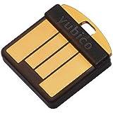 Yubico YubiKey 5 Nano-兩因素身份驗證USB密鑰,適合USB-A端口-不僅使用額外密碼保護您的在線帳…