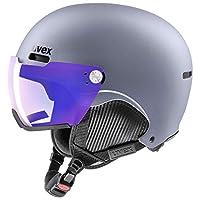 Uvex 中性 – Erwachsene, hlmt 500 visor V Skihelm