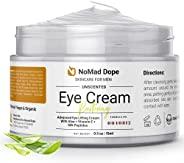 男士眼霜 - 男士*眼霜减少浮肿和包袋 - 天然*皮肤紧致霜 - 眼部保湿提拉霜 - 男士黑眼圈眼底护理黑眼圈 - 美国制造 0.5 盎司
