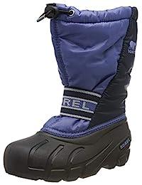Sorel 儿童中性款冬靴,青年