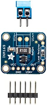 Adafruit INA169 模拟 DC 电流传感器断路板