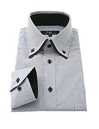 北齋高領長袖襯衫3件套裝 男式
