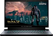 Alienware m15 R3游戏笔记本电脑:Core i7-10750H,NVIDIA RTX 2070 Super,15.6 英寸全高清300Hz 显示屏,16GB 内存,512GB SSD