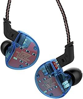 2018 *新款 KZ ZS10 4BA 1 Dynamic Hybrid 10 驾驶员入耳式耳机 HIFI DJ Monito 跑步运动耳机耳塞 Without Mic