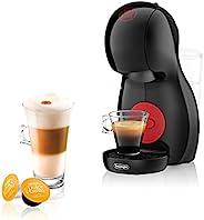 De'Longhi 德龙 Nescafé Dolce Gusto Piccolo XS EDG 210.B 胶囊咖啡机(用于冷热饮料,15bar泵压,手动水计量