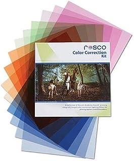 Rosco 色彩校正滤镜套装 (12 x 12)