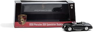 Greenlight 86539 1958 Speedster Super 356 (经过浇灌,自上而下)1:43 比例压铸