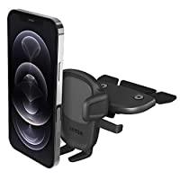 iOttie Easy One Touch 5 CD 插槽车载支架手机支架,适用于 iPhone、Samsung 三星、Moto、华为、诺基亚、LG、智能手机