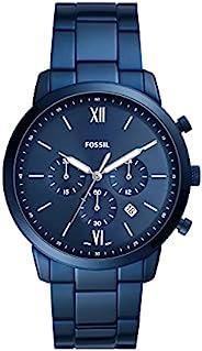 Fossil 手表 NEUTRA CHRONO FS5826 男士 蓝色