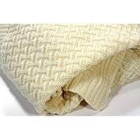 Sonnenstrick 0610563326914 Baby Comfort and Swaddling Blanket 100 % Pure Merino Wool 80 x 90 cm