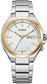 Citizen 手表 AT6074-56A 男士 银色