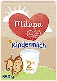 Milupa milumil 幼儿奶粉 适用于2岁以上幼儿,5盒装(5 x 550g)