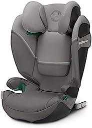Cybex Solution S i-Fix 汽车座椅,Soho 灰色