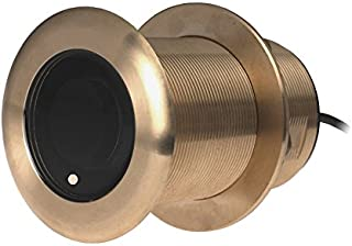 Garmin 佳明 010-11636-20 Airmar B75M 可倾斜度深度温度 8 极 Chirp Transducer 青铜