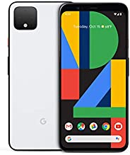 Google 手机 Pixel 4 XL - 64GB - 已解锁-清晰白色