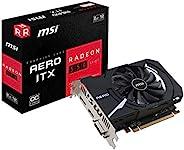 MSI Radeon 550 AERO ITX 2G OC 显卡 VD7500