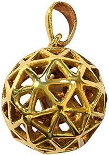 Saraswati 黄铜吊坠 AS288-M