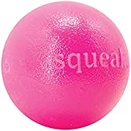 Planet Dog Orbee-Tuff Squeak Ball Pink Dog Fetch 玩具