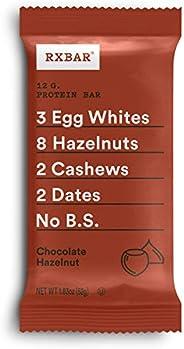 RXBAR - 蛋白质酒吧箱子巧克力榛子 - 12个