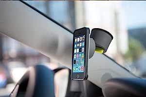 Logitech 罗技 iS40车载手机支架   适用iPhone5/5s的磁性固定支架