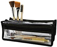 Bdellium Tools Professional Makeup Brush Special Effects SFX Series - 12 pc. Brush Set with Double Pouch (1st
