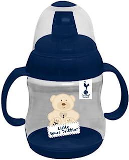 Tottenham 热刺足球俱乐部 LOVE & HUGS 婴儿训练杯,蓝色,250毫升