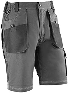 Juba Short Flex 172 灰色-黑色 T-M,0
