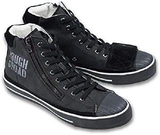 ROUGH&ROAD摩托车用鞋懒人鞋骑行运动鞋合成皮革 23.0 cm RR5847