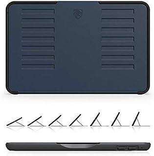 ZUGU 保护套 - iPad Mini 5 & 4 Muse 保护套 - 5 英尺防摔,7 角磁性支架ZG-M-MIN5BLK