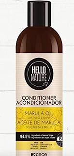 Hello Nature 护发素(马拉油),1件装(1 x 1件)