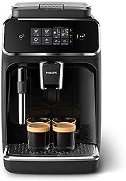 Philips 飛利浦 2200 系列 EP2221/40 全自動咖啡機(觸控界面),黑色/琴漆黑