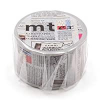 MT 和紙膠帶 英字新聞