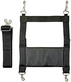 AirBuggy for Pet ISOFIX BELT SET+带衬垫肩带套装 AD2854