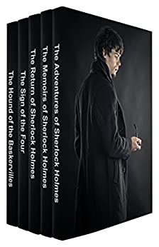 """""""Sherlock Holmes Collection: The Complete Stories and Novels (Xist Classics) (English Edition)"""",作者:[Sir Arthur Conan Doyle]"""