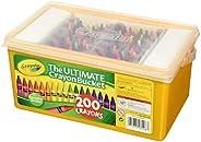 Crayola 終極蠟筆桶 200 支蠟筆