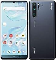 Huawei 华为 P30 Pro Dual HW-02L 128GB 6GB RAM 工厂解锁(仅限 GSM | 没有 CDMA - 不兼容Verizon/Sprint)日语版 - 黑色