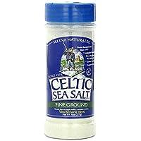 CELTIC SEA SALT 精細食鹽 8盎司(227g)