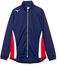 [Mizuno 美津浓]田径服 保暖衬衫 U2MC7050 男士