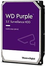 Western Digital 西部数据 HDD 内置硬盘 3.5英寸 12TB WD Purple 监控摄像头用