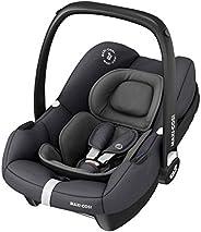 Maxi-Cosi 迈可适 Tinca,i-Size 婴儿座椅,年龄组0+汽车座椅,45至75厘米,0-12千克,基本石墨色(灰色)
