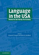 Language in the USA: Themes for the Twenty-first Century (English Edition)