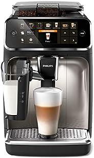 Philips 飞利浦全自动咖啡机,12种咖啡特色(LatteGo 加奶系统)