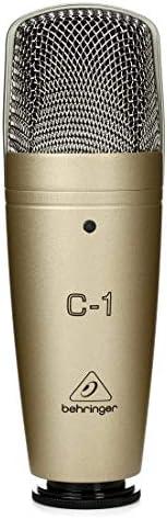 Behringer C-1 Studio 电容器麦克风