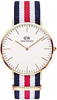 Daniel Wellington Classic Canterbury Watch, Multicolor NATO Band