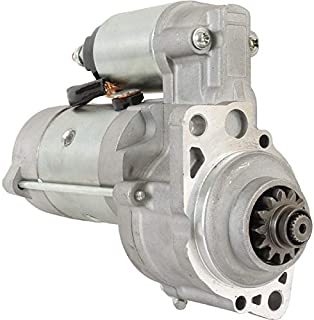 DB Electrical SMT0221 Starter for Case 265 275 Tractor with Mitsubishi Diesel for Model 1987-1991