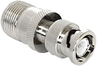 DELOCK HF BNC 插头 > N 插座适配器